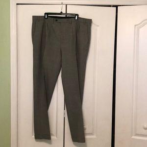 Men's dress pants.